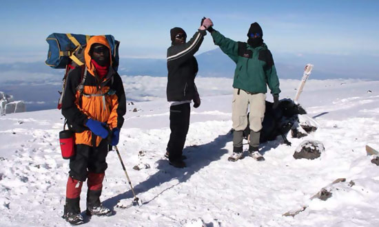 Mount Kilimanjaro Tour Guides