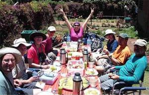kilimanjaro hikers' lunch
