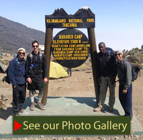 Mount Kilimanjaro Trip Photo Gallery